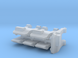 Tug Set - Towbar-less Pushback tugs