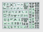 Orc Glyphs 1 - Flat Vehicle Insignia pack