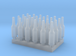 1:48 Beer/Soda bottles V3 - 24 ea