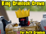 Grimlock Crown for Power of the Primes