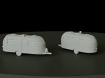 Airstream Trailer scale: 1:160