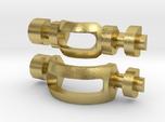 N64 Brass Gear Slots(3.40mm)