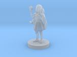 Female Halfling Sorceress