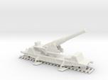 British  bl 9.2 MK 13 1/285 railway artillery ww1