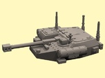 28mm IFV unmanned turret auto cannon