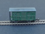 Fourgon A Baggage Body - Nm - 1:160