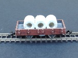 Wagon Plat Load Coil Wide - Nm - 1:160