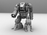 HeadLess Mecha 1/285 6mm