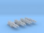Omni Scale General Type-III Multi-Warhead Drones