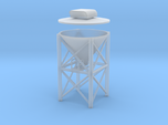 """'N Scale' - 1"""" PVC Dust Collector"""