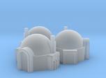 6mm Scale Desert / Star Wars Style Dwelling (3 off