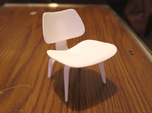 """Herman Miller Eames Molded Plywood Chair 3.1"""" tall"""