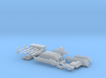 1/87 Truck Mounted Crane Base Model