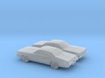 1/160 2X 1977/78  Dodge Monaco Coupe