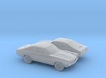 1/160 2X  1971 Chevrolet Vega Hatchback