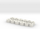 Steel Coils-12  N or HO scale options