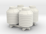 1-87 Scale Water Storage Tanks