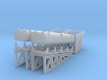1/96 scale MBDA Otom Missiles for the Italian Berg