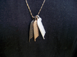 Feather of Ma'at Pendant