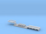 NEW!!! 1:160/N-Scale 4 Axle Low Loader
