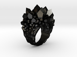 Double Crystal Ring Size 8