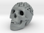 Awesome Brain Skull Pendant