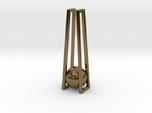 Geometric Pendant: minimalist geometry