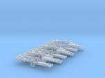 NEM OO Instanter Couplings - Sample Set