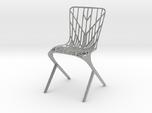 Washington Skeleton Aluminum Side Chair