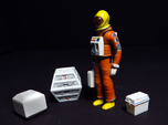 SPACE 2999 1/48 ASTRONAUT TWO SET