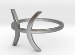 Pisces Ring - Pisces Zodiac Ring