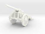 1/48 155mm DeBange cannon test