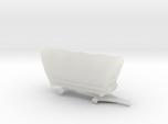 N Scale Covered Wagon - No Wheels