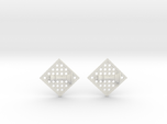 Chess Earrings - King