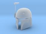 Boba Fett ESB Helmet 1/12th Scale Without Visor