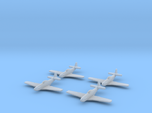 1/700 P-51D x4 (FUD)