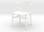 Wishbone Chair in 1:24