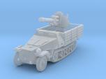 Sdkfz 251 D Pritschen 105mm 1/200