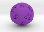 D18 Sphere Dice