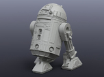 R2 1/48 scale for Finemolds/Revell