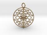 3D Sri Yantra Symmetrical