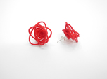 Sprouted Spirals Earrings (Studs)