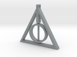 Deathly Hallows Rotating Pendant