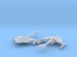 Klingon D9 (FASA) 1/7000 Attack Wing x2