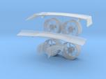 "1/24 326Power+BCL wing+18"" MB Battle wheel Pack"