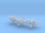 1/700 AD-4W (AEW.1) Skyraider (x6)