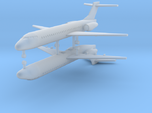 1/700 Boeing 717-200 Commercial Airliner (x2)