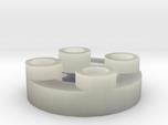 Sewable Disc Button - Base Design