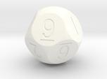 D10 5-fold Sphere Dice