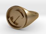 Simpsons Stonecutters ring size 12